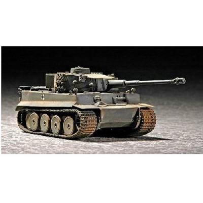 Maquette Char lourd allemand Tigre I début de production - Trumpeter-TR07242