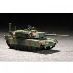 Maquette Char lourd US M1A1 Abrams 1991