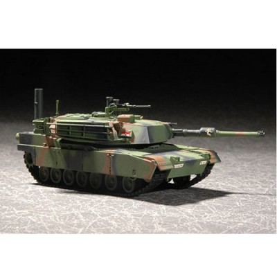 Maquette Char lourd US M1A1 Abrams 1991 - Trumpeter-TR07276