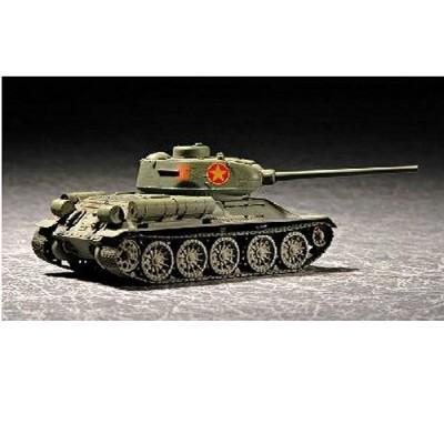 Maquette Char moyen soviétique T-34/85 Modèle 44 - Trumpeter-TR07207