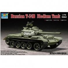 Maquette Char moyen soviétique T-54B 1955