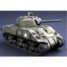 Maquette Char moyen US M4 Sherman