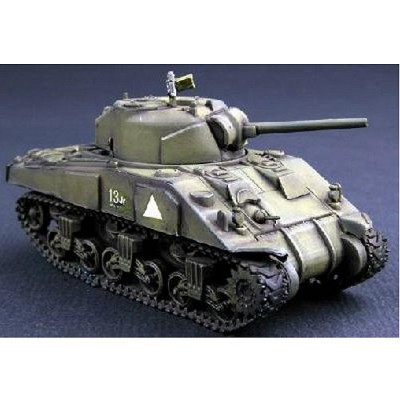 Maquette Char moyen US M4 Sherman - Trumpeter-TR07223