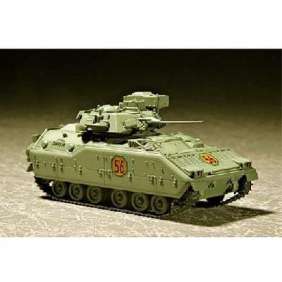 Maquette Char: US M2A0 Bradley - Trumpeter-TR07295