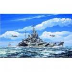 Maquette bateau: Croiseur britannique HMS Renown 1942