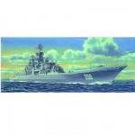 Maquette bateau: Croiseur de bataille USSR Frunze