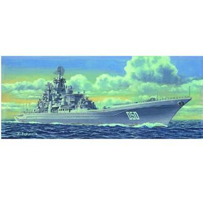 Maquette bateau: Croiseur de bataille USSR Frunze - Trumpeter-TR05708