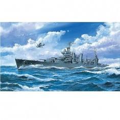 Maquette bateau: Croiseur lourd USS CA-38 San Francisco 1942