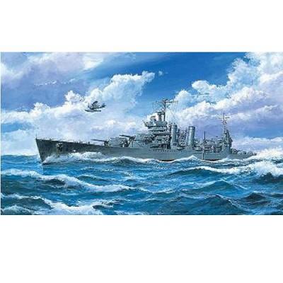 Maquette bateau: Croiseur lourd USS CA-38 San Francisco 1942 - Trumpeter-TR05746