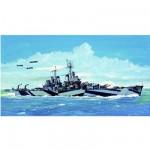 Maquette bateau: Croiseur lourd USS CA-68 Baltimore 1944