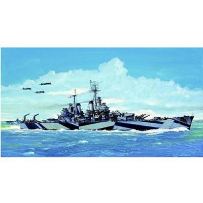 Maquette bateau: Croiseur lourd USS CA-68 Baltimore 1944 - Trumpeter-TR05725