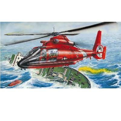 Maquette hélicoptère: US Coast Guards - Trumpeter-TR02801