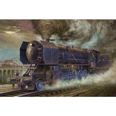 Maquette locomotive: Kriegslokomotive BR-52 1941 - Trumpeter-TR00210