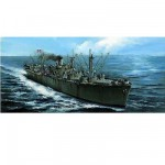 Maquette bateau: Liberty Ship SS John Brown 1944