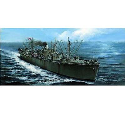 Maquette bateau: Liberty Ship SS John Brown 1944 - Trumpeter-TR05308