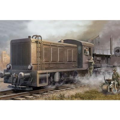 Maquette Locomotive allemande WR 360 C12 - Trumpeter-TR00216