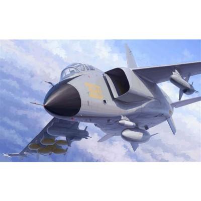 Maquette Avion : Chasseur Intercepteur Chinois JH-7A