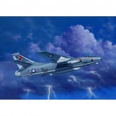 Maquette avion : ERA-3B Skywarrior Strategic Bomber 1
