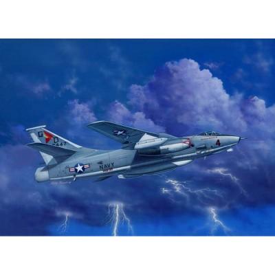 Maquette avion : ERA-3B Skywarrior Strategic Bomber 1 - Trumpeter-TR02873