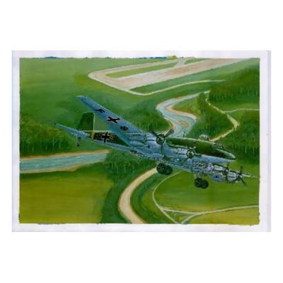 Maquette Avion : FOCKE WULF FW200 C-4 - Trumpeter-TR01638