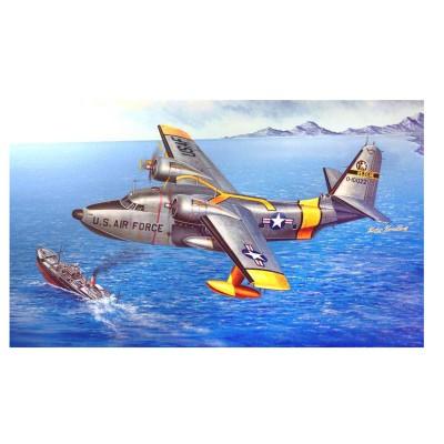 Maquette Avion : HU-16A Albatross - Trumpeter-TR02821