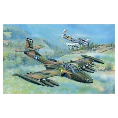 Maquette avion : US A-37A - Trumpeter-TR02888