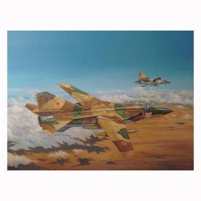 Maquette avion MIG-23ML FLOGGER-G - Trumpeter-TR02855