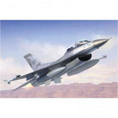 Maquette Avion Militaire : F-16 B/D Fighting Falcon Block