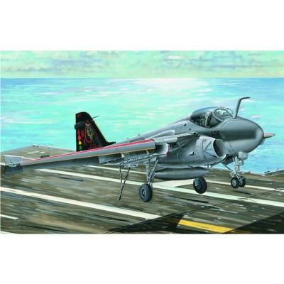 Maquette Avion Militaire : Grumman A-6E/Tram