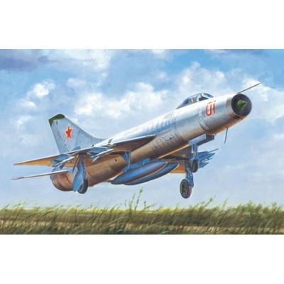 Maquette Avion Militaire : Sukhoi SU-9 Fishpot - Trumpeter-TR02896