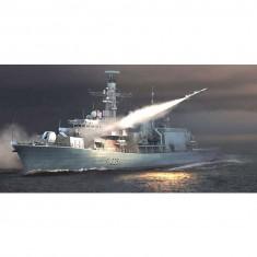 Maquette Bateau : Fregate Britannique TYPE 23 - HMS