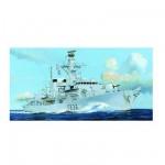Maquette bateau : Frégate Britannique type 23 HMS Montrose (F236)