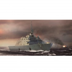 Maquette bateau : USS Fort Worth LCS-3