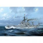 Maquette Bateau Militaire : HMS Dreadnought Cuirasse britannique 1918
