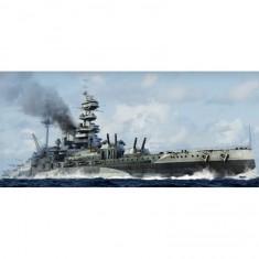 Maquette Bateau Militaire : HMS Malaya 1943