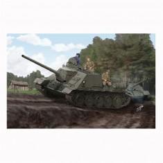 Maquette canon d'assaut SU-100 soviétique