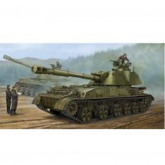 Maquette Char : 2S3 Akatsiya canon automoteur Howitzer de 152 mm soviétique