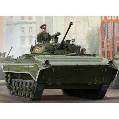 Maquette Char : BMP-2 IFV Soviet Armored Vehicle - Trumpeter-TR05584