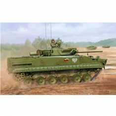 Maquette Char : BMP-3 Véhicule de combat d'infanterie soviétique