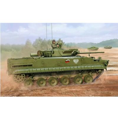 Maquette Char : BMP-3 Véhicule de combat d'infanterie soviétique - Trumpeter-TR01529