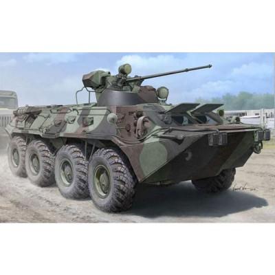 Maquette Char : BTR-80A APC - Trumpeter-TR01595