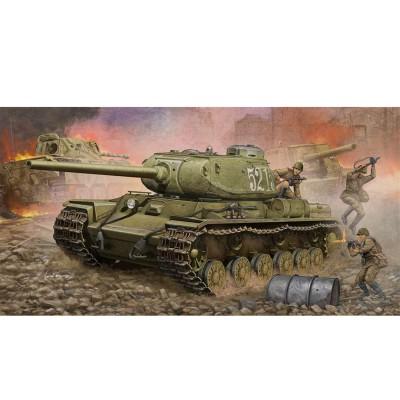 Maquette Char : KV-85 Chard lourd soviétique 1944 - Trumpeter-TR01569