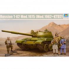 Maquette char : Russian T-62 1965
