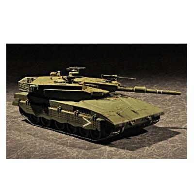 Maquette Char de combat principal Israélien Merkava Mk.III Baz - Trumpeter-TR07104