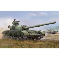 Maquette Char moyen soviétique T-64 Modèle 1972
