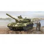 Maquette Char moyen soviétique T-64A Modèle 1981