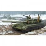 Maquette Char moyen soviétique T-64B modèle 1975