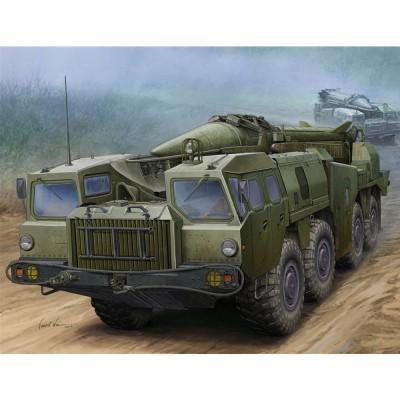 Maquette Matériel Militaire : Ensemble SS-1D Scud-C Soviétique - Trumpeter-TR01019