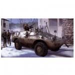 Maquette Véhicule blindé 4x4 italien Puma