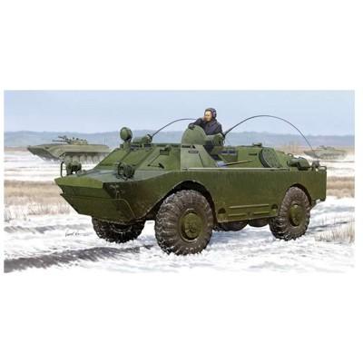 Maquette Véhicule blindé soviétique BRDM-2-2UM - Trumpeter-TR05514